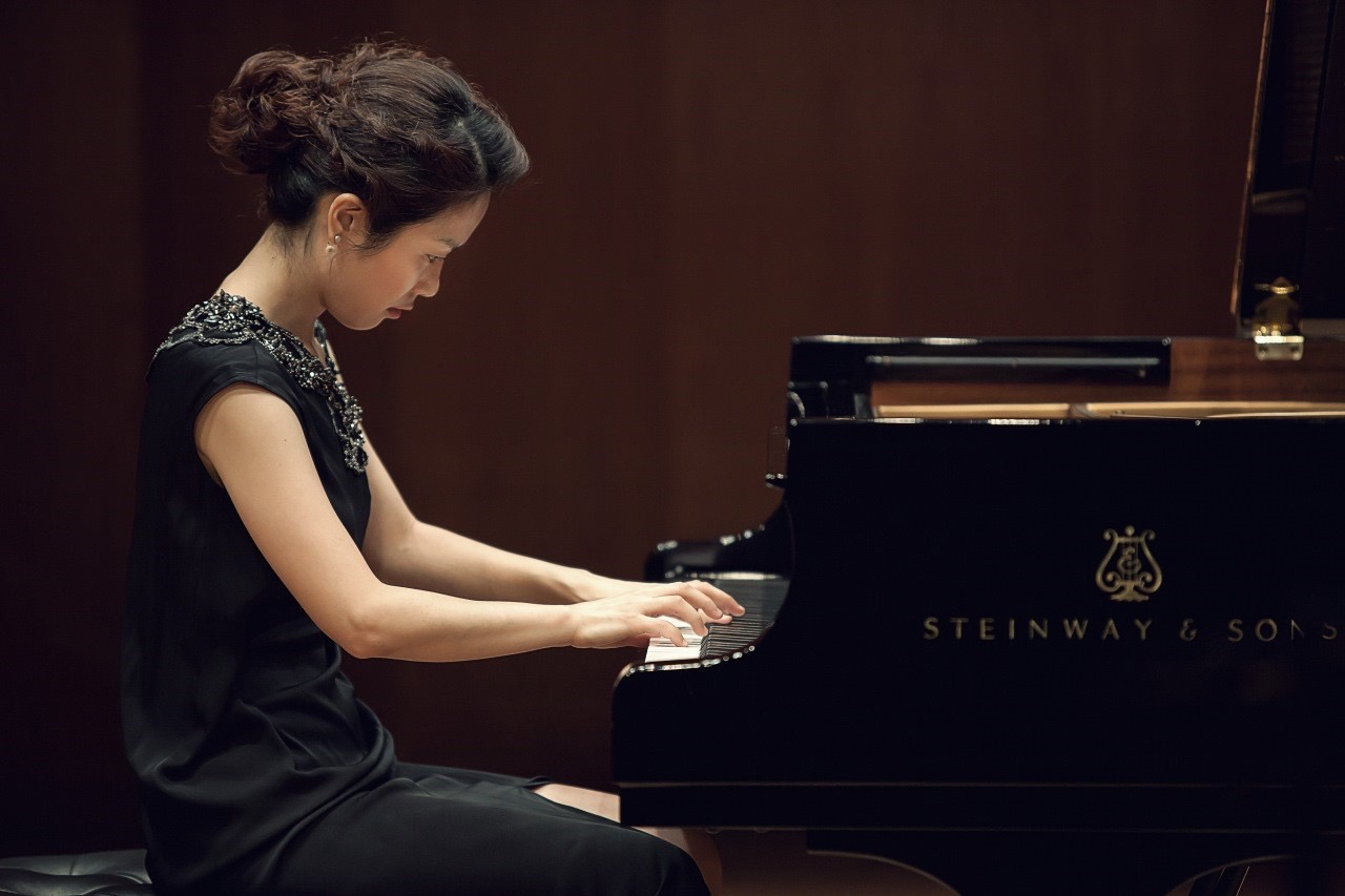 Piano Concert in Seoul Arts Center