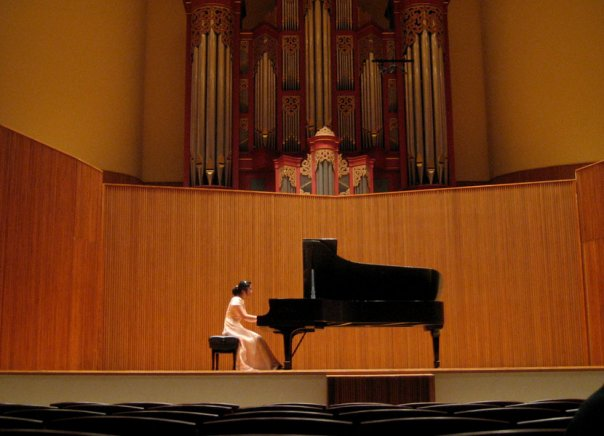Graduate Recital, Oberlin College